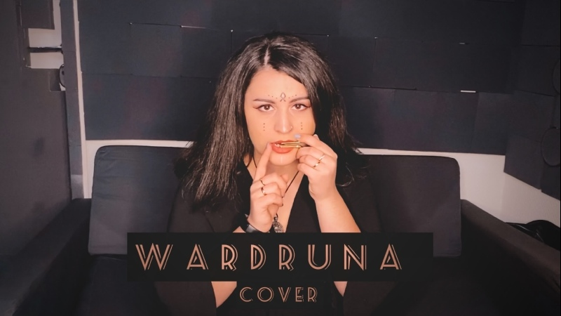 Яна Ray Жукова - Исцеляющая гора (Wardruna cover)