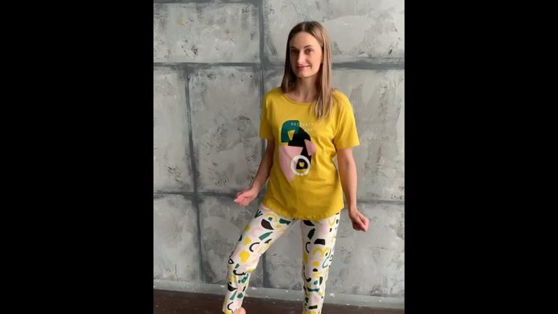 Видео от LEGGY Home магазин домашней одежды