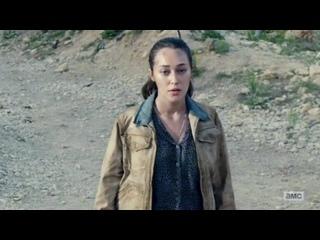 Бойтесь ходячих мертвецов 6 сезон 9 серия Алиша Кларк и Алфия #2