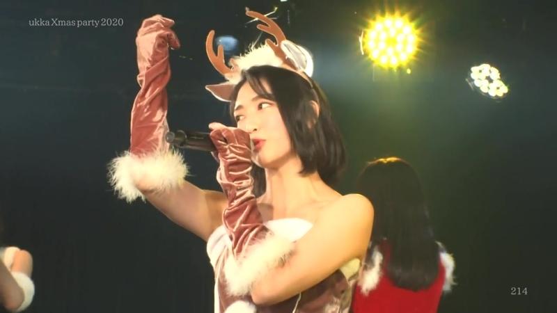 Ukka Xmas party 2020 2020 12 16 AKIBA Cultures Gekijou