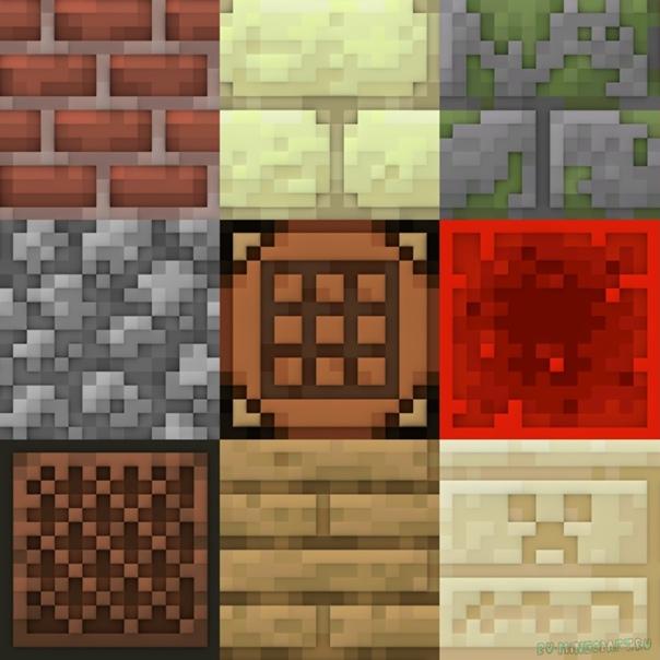 мод на текстуру в майнкрафте 0.10.4 #2