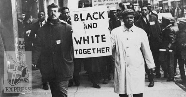 il nemico non ha colore di pelle né politico