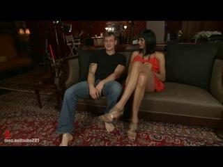 Yasmin Lee and Trent Diesel