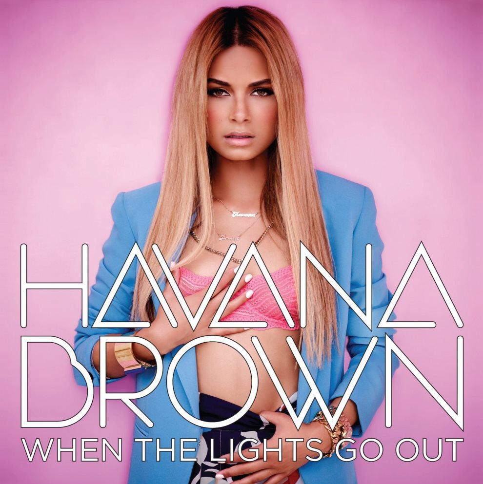 Havana Brown album When the Lights Go Out