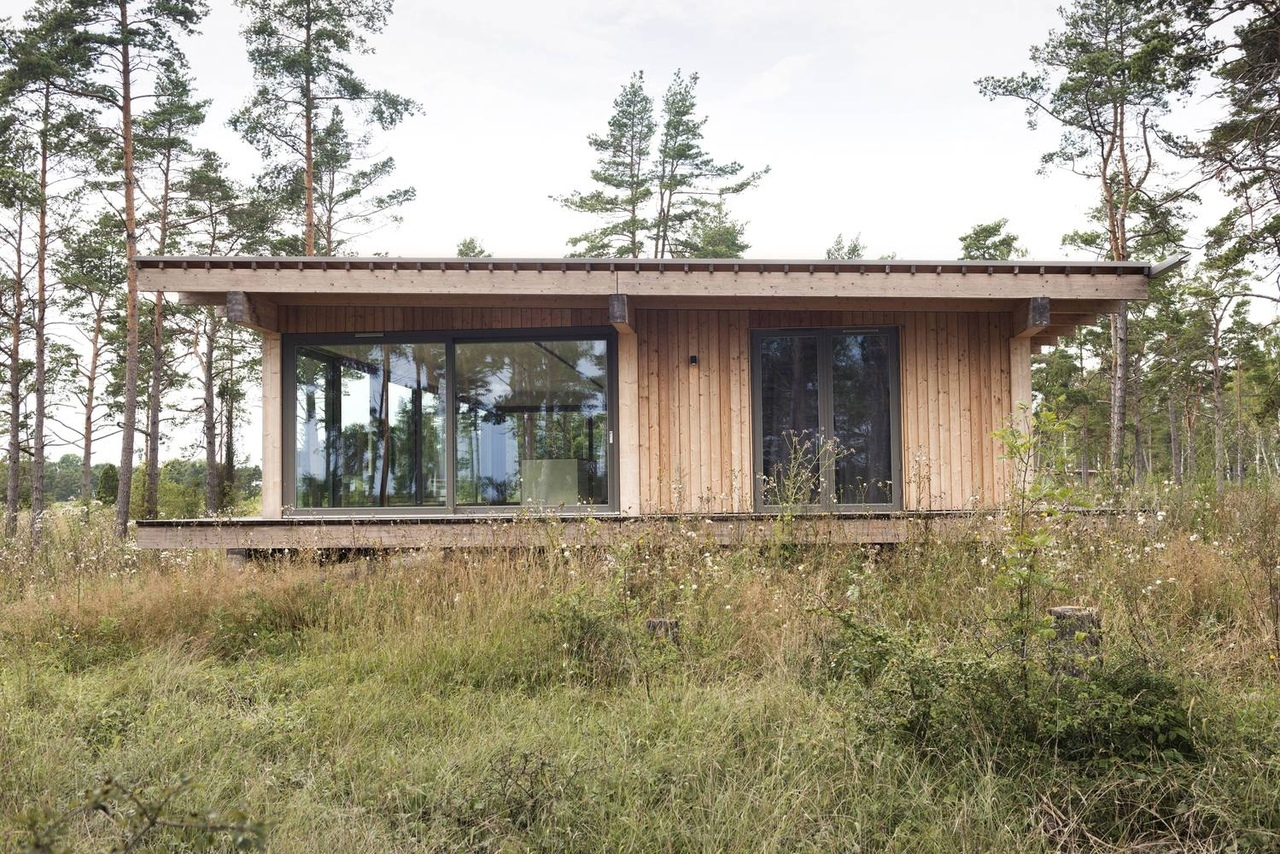 Boge Friggars House / Scott Rasmusson Källander