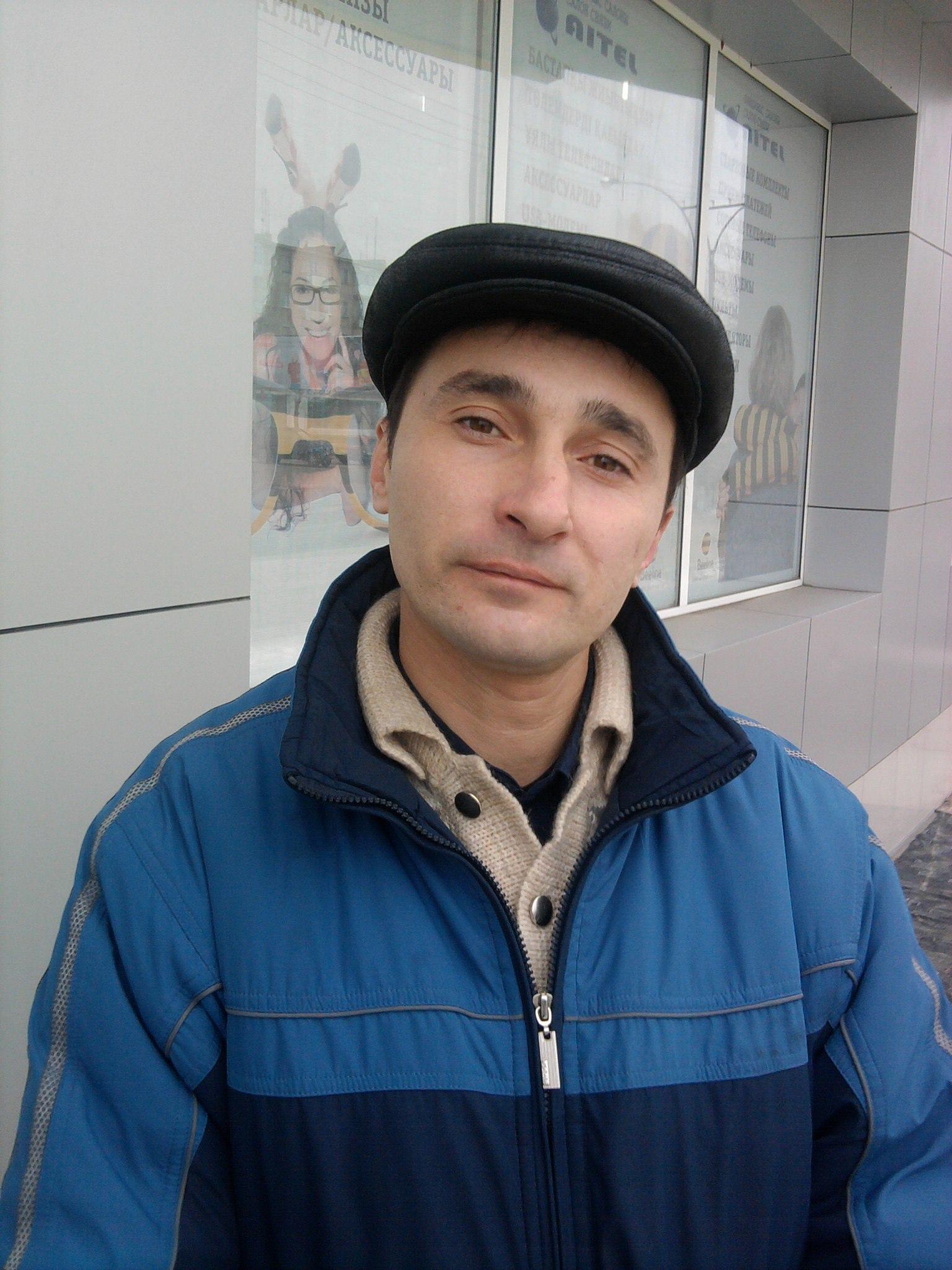 Эдуард, 42, Satbaev