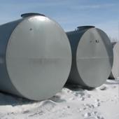 Резервуар горизонтальный двустенный РГД 25 м3