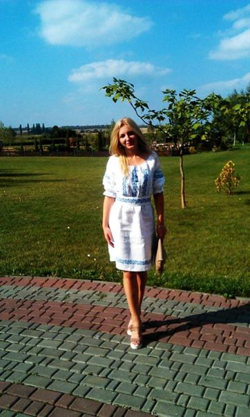 Альона Мельник, Луцк, Украина