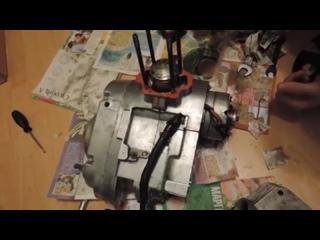 Реставрация мотоцикла Минск_ Сборка двигателя. Часть 4 _ 1
