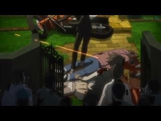 [Akai-Sora]Highschool of the Dead - 07 TR