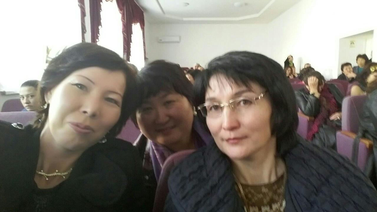фото из альбома Кулайхан Мухияевой №1