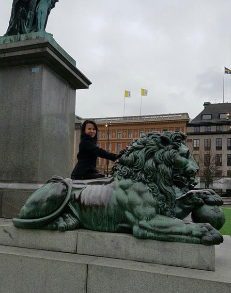 Наталия Лазунько, Stockholm, Швеция