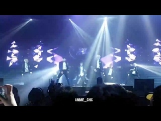 [VK][170730] MONSTA X Fancam - 'Incomparable' @ 'THE 1ST WORLD TOUR' Beautiful in Bangkok