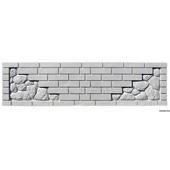 Забор (Гранилитный Еврозабор) №10