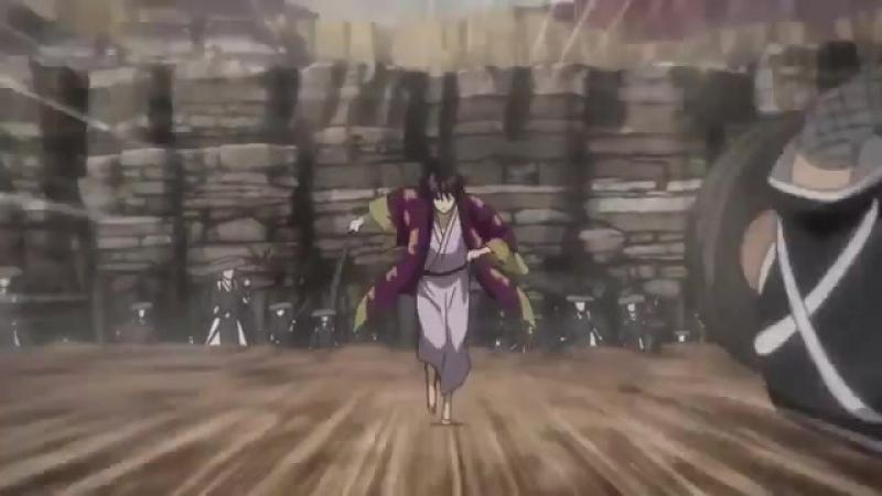 Момент из 6 серии аниме Гинтама 5 сезон Gintama