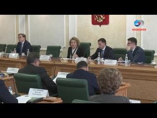 Матвиенко предлагает организовать информационную кампанию по борьбе с поджогами травы