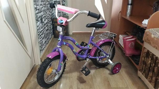 продам велосипед Novatrack Tetris 12'' , предназна...