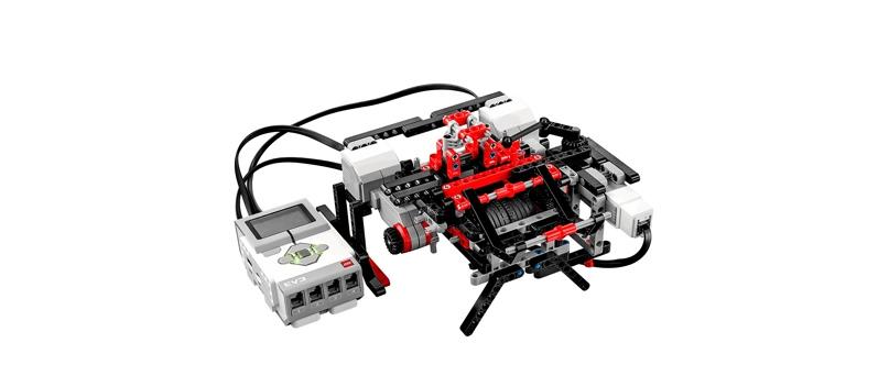 Базовые проекты Lego Mindstorms EV3, изображение №7