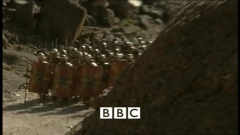 BBC Древний Рим Расцвет и крушение империи Восстание