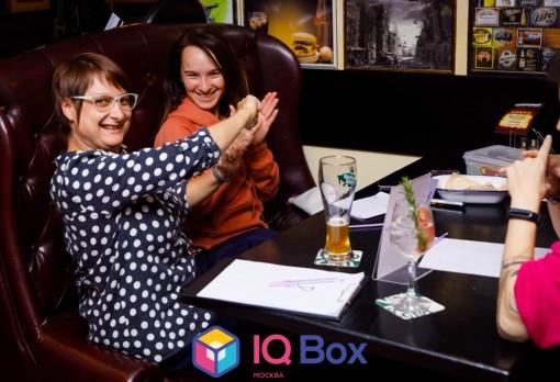 «IQ Box Москва - Игра №56 - 03/03/20» фото номер 56
