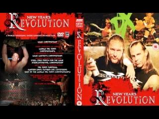 มวยปล้ำพากย์ไทย WWE New Years Revolution 2007 Part 1 ครับ พี่น้อง เครดิตไฟล์ กลุ่มมวยปล้ำพากย์ไทย