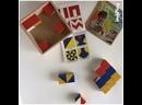 Кубики «Сложи узор» по методике Никитина