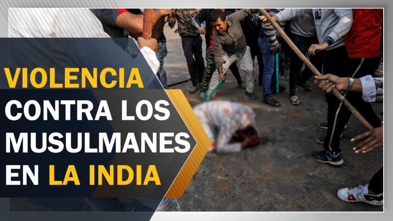 Extremistas indios provocan peor violencia religiosa en La India