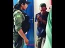 Женщина-полицейский из Бразилии, объясняет мужчине который избивает жену, что так делать не нужно Тупой Подкат