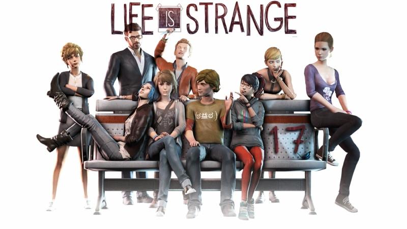 Life is strange Жизнь которой не было ч 17