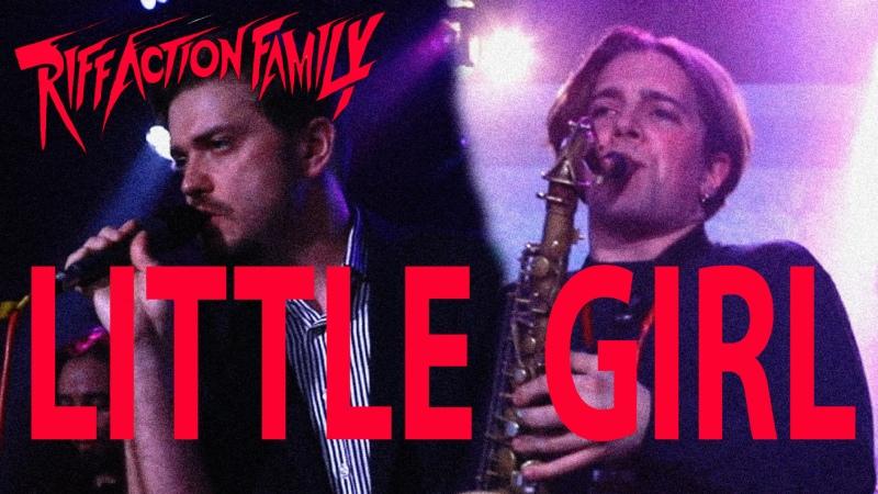 Riff Action Family - Little Girl (Live from Anklav fest)