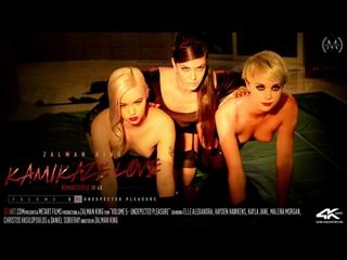 Malena Morgan, Kayla Jane, Elle Alexandra, Hayden Hawkens - Kamikaze Love Volume 5 - Unexpected Pleasure [SexArt] Erotica Порно
