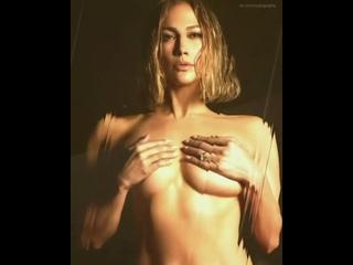 Дженнифер Лопес (Jennifer Lopez) - тизер клипа In The Morning (2020) Голая? Топлес