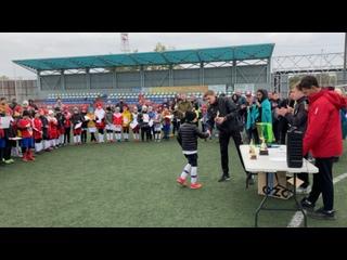 "Video by Детская Футбольная Школа ""НИТИ АРЕНА"" | Рязань"
