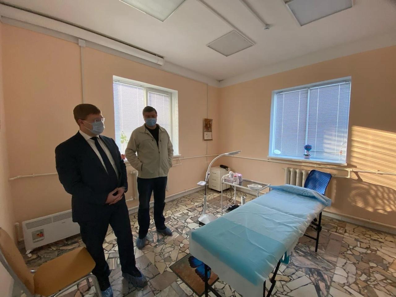 В Петровске начинает работу новое медицинское учреждение