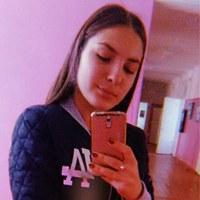 Фото Анны Стратий ВКонтакте
