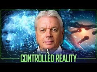 David Icke - The Biological Computer & The Holographic Illusion of Reality