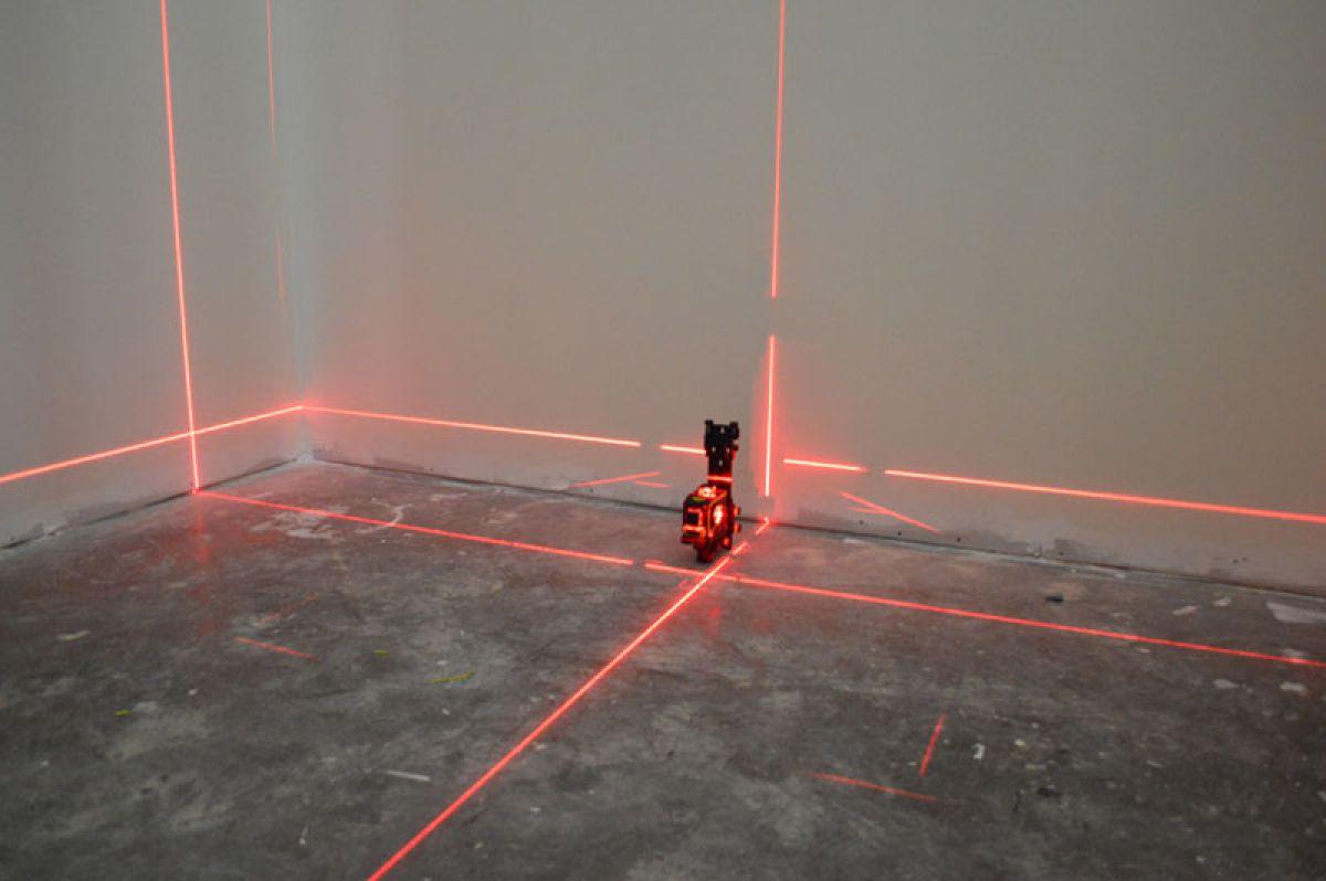 лазерная установка маяков