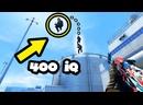 400 IQ BEST TEAMPLAY TRICKS! - CBEST ODDSHOTS 455