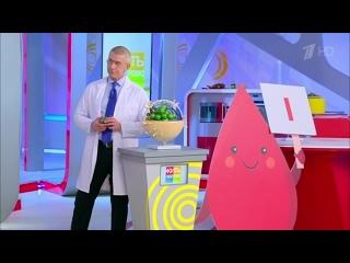 Коронавирус игруппа крови. Жить здорово!