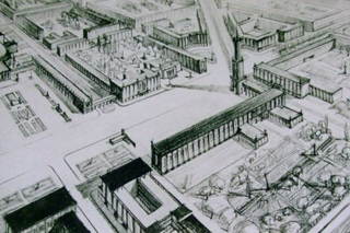 Нереализованные архитектурные проекты прошлого