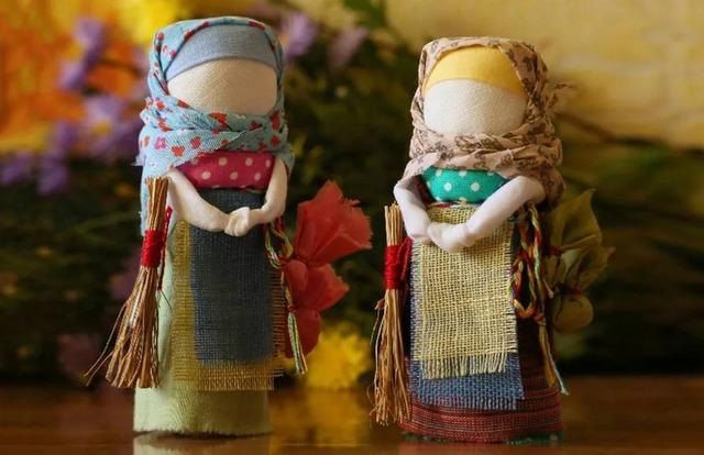 Славянская тряпичная кукла, Правила общения с обережными куклами, какие бывают обережные куклы, славянские обереги,
