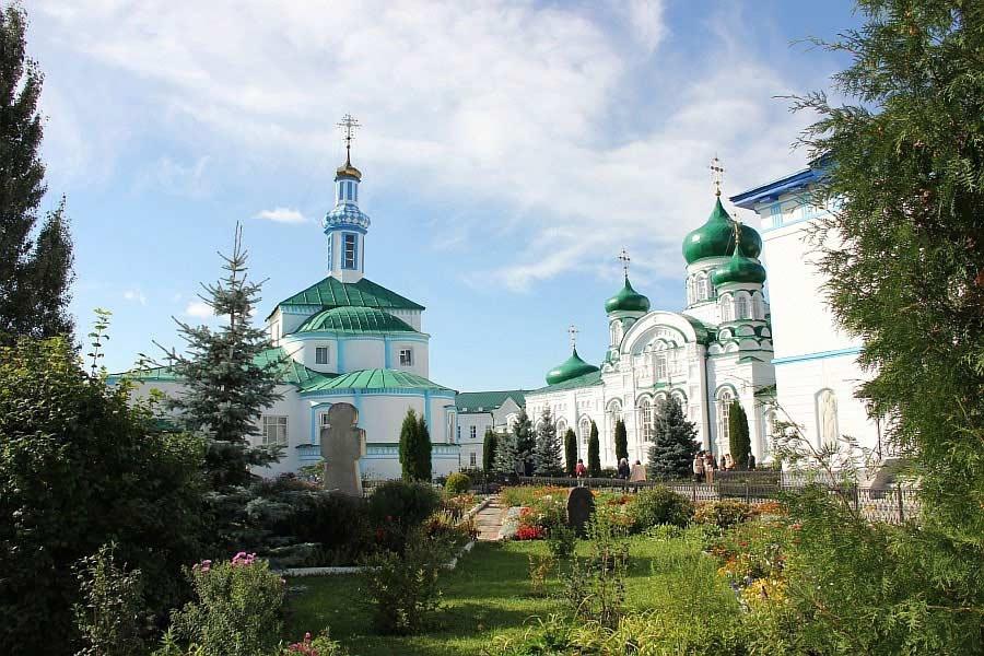 2021-09, Тур в Казань в сентябре (Раифский монастырь), 3 дня (B)