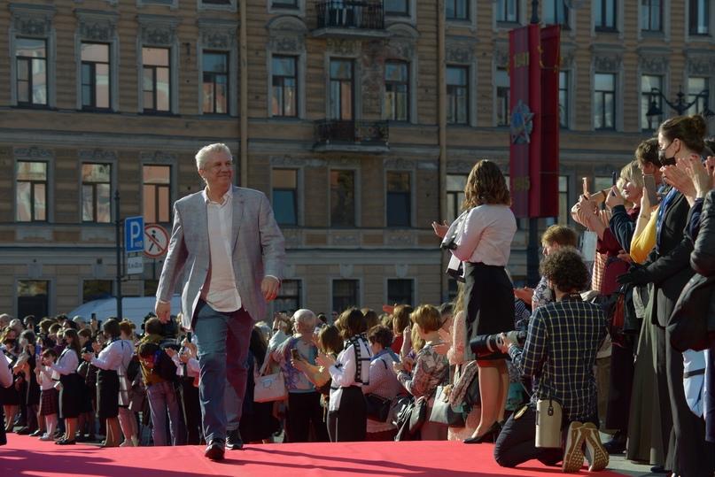 Заслуженный артист Российской Федерации Сергей Баталов