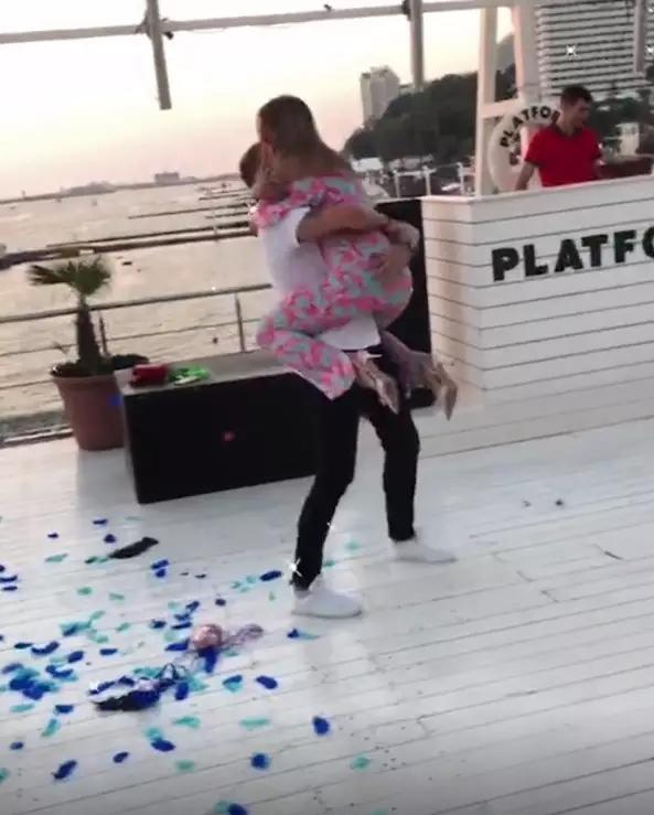 Задойновы узнали пол ребёнка