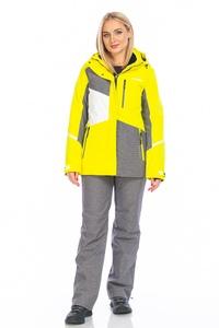 Роскошные горнолыжные костюмы в ярких оттенках сразят наповал всех конкуренток модницы.