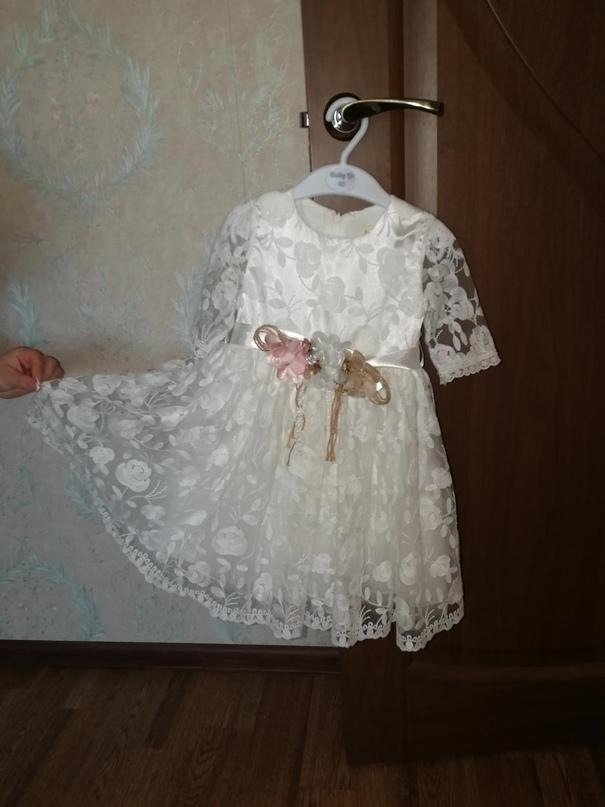 Праздничное, очень красивое платье для | Объявления Орска и Новотроицка №17966
