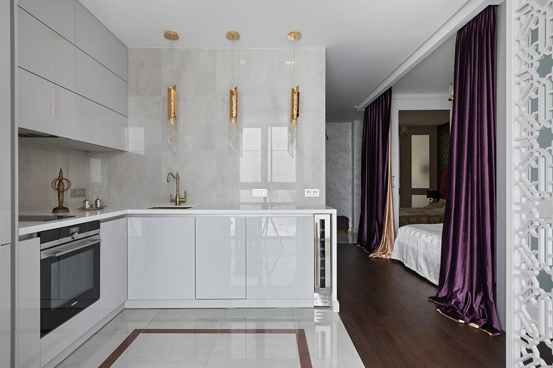 Дизайн квартиры 45 кв.