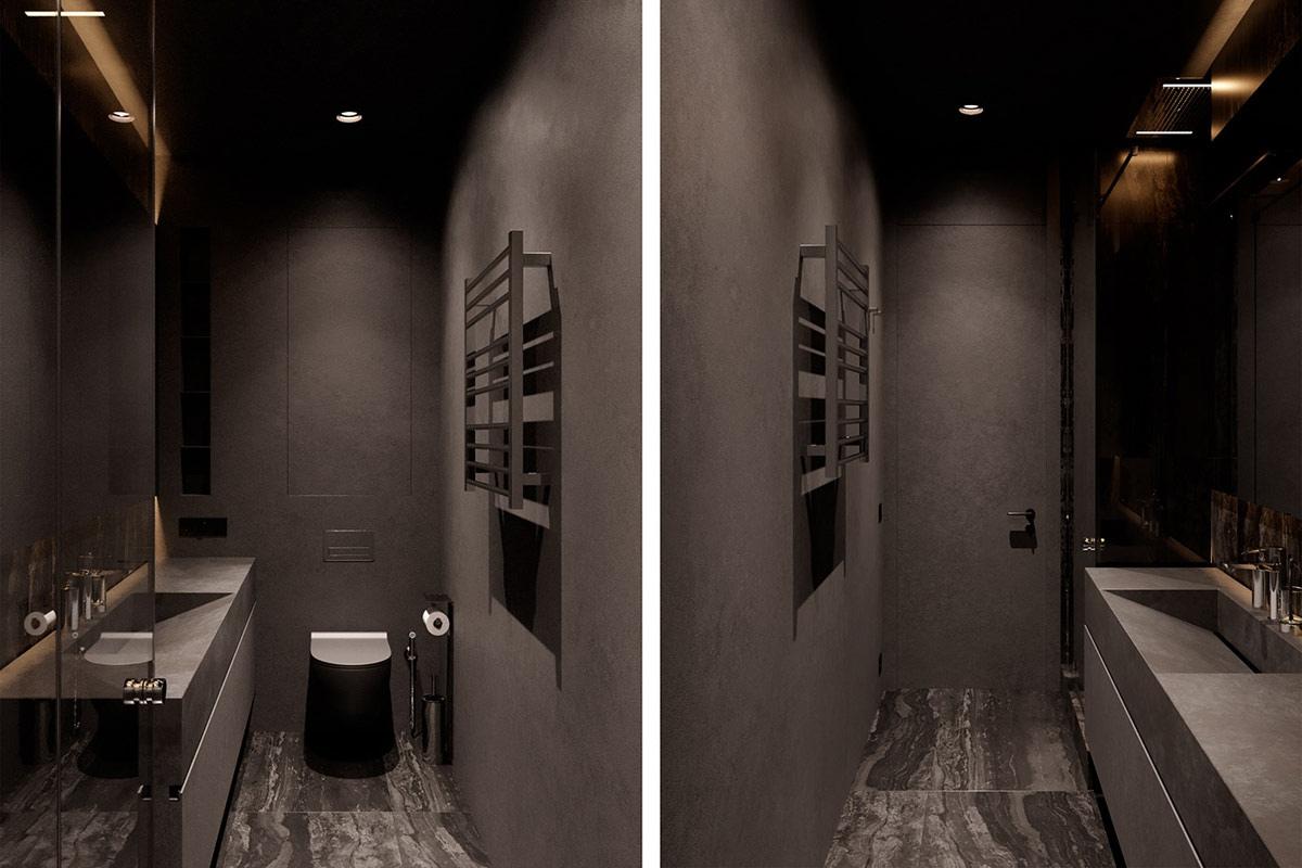 Дизайн-проект квартиры 40 кв.