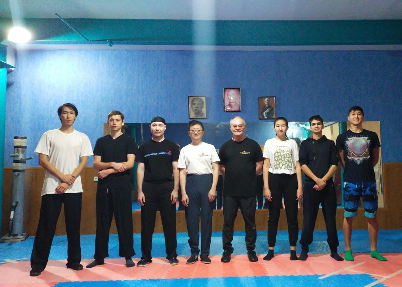 Группа Вин Чун в Караганде