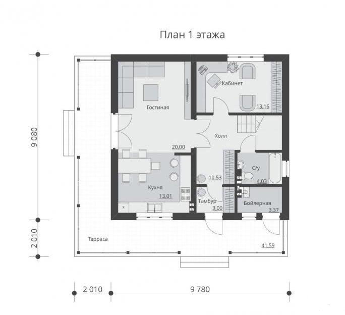 Проект частного дома: как сделать и где заказать?, изображение №4